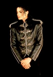 Michael Jackson (zdroj: SonyBMG)