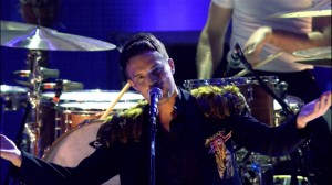 Brandon Flowers, zdroj: DVD Live From The Royal Albert Hall