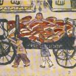 Helga Hošková-Weissová, Chleba na pohřebním voze