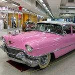 1956 Cadillac De Ville (Elvis), foto: Marek Šurkala