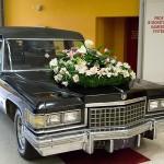 1976 Cadillac Hearse 75 pohrebni special, foto: Marek Šurkala