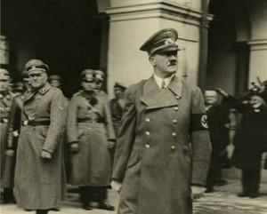 Adolf Hitler v Brně, zdroj: zpravy.idnes.cz