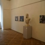 Sekce výstavy o Karlu Wilfertu st. Foto A. Hubáček.