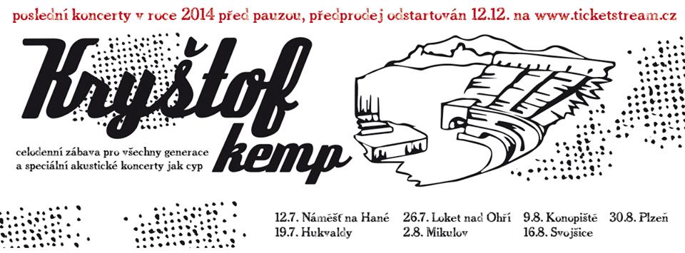 Kryštof Kemp 2014