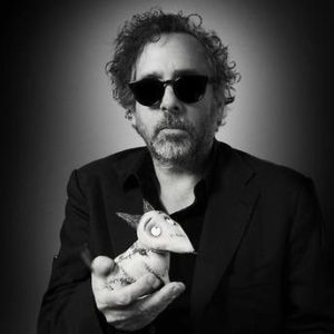 Tim Burton, zdroj: https://www.facebook.com/TimBurton