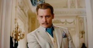 Mortdecai - Johnny Depp