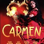 Vášnivá muzikálová Carmen rozdmýchá oheň v srdcích