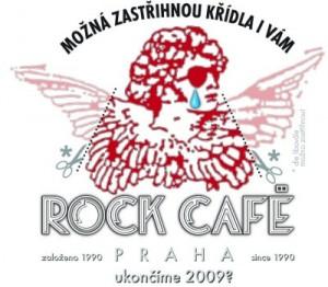 Nové logo RockCafé? zdroj Rock Café