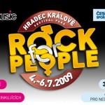 Další kapely pro Rock for People představeny