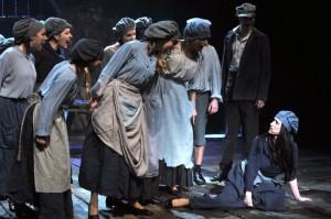 Les Misérables (Bídníci); autor: Jef Kratochvil