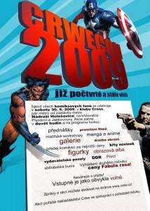 Crwecon 2009: plakát