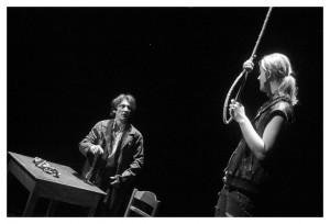 Kytarista z Black Dogs; autor: Martin Zeman