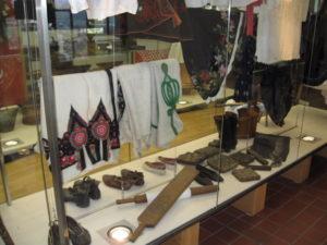 Expozice na Oravském hradu