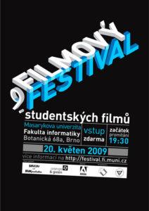 9. filmový festival na FI MUNI