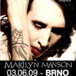 Marilyn Manson v Brně