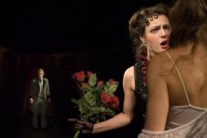 Z představení Ubohá Rusalka bledá; autor: Irena Vodáková