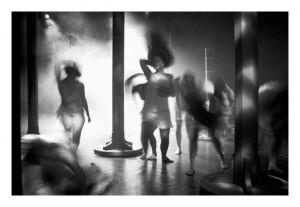 Z představení Ubohá Rusalka bledá; autor: Martin Zeman