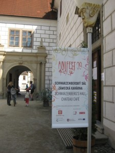Anifest: Schwarzenbersky sál; autor: Pavlína Paulátová