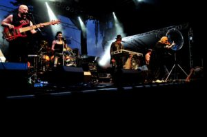 Z festivalu Colours of Ostrava (autor: David Webr)