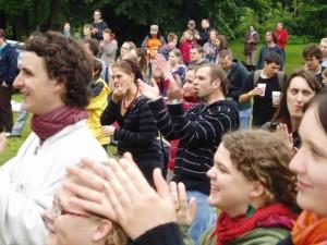 Mezi ploty: Nadržené publikum (autor: Veronika Schieblová)