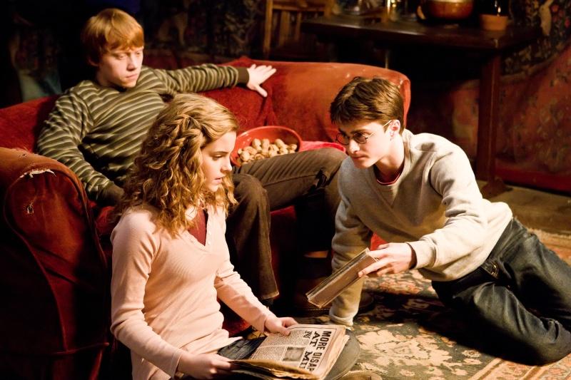 Harry Potter a princ dvojí krve (zdroj: Warner Bros.)