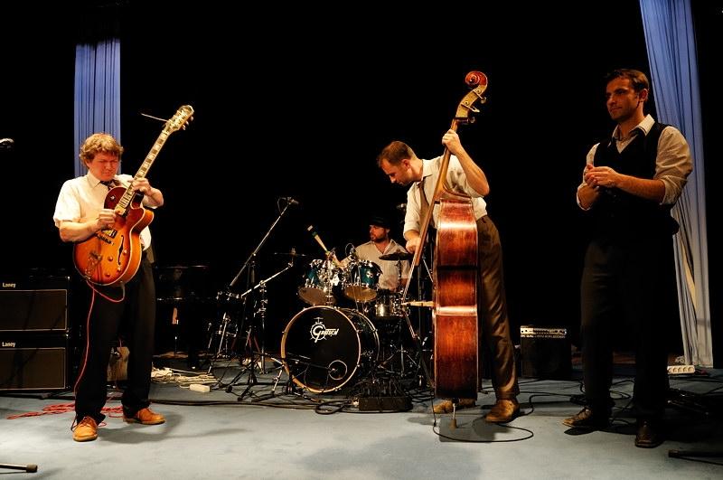 Hoochie Coochie Band (foto: Karel Šuster)