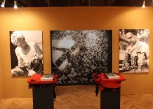 Z výstavy (zdroj: CK Livingstone)