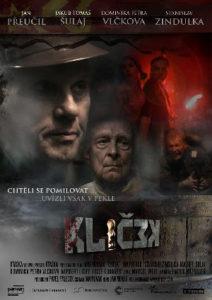Plakát k filmu Klíček, zdroj: www.klicek.com