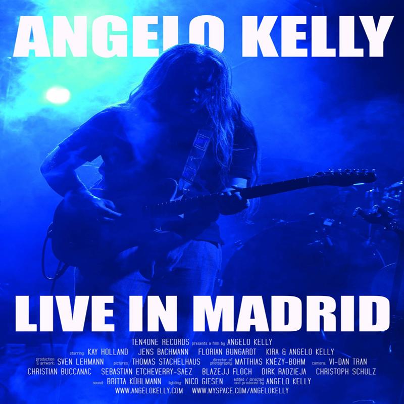 Live in Madrid, zdroj: Lucerna-Barrandov