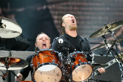 Metallica – Reading 2008, zdroj: www.efestivals.co.uk, autor: Karen Williams
