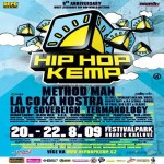 Na Hip Hop Kemp 2009 lákají i držitelé Grammy