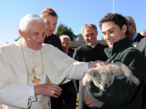 Papež Benedikt XVI., zdroj: www.nastevapapeze.cz