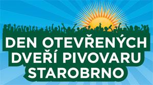 Den otevřených dveří pivovaru Starobrno – 5. 9. 2009