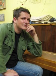 Michal Malátný, autor: Daniel Šácha