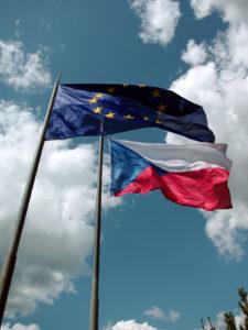 Česko součástí Evropy, autor: Michal Prouza