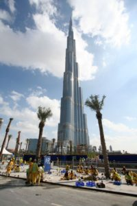 Burj Dubai, zdroj: www.burjdubaiskyscraper.com
