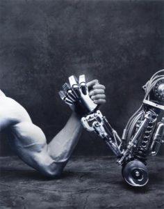 člověk nebo stroj?, zdroj: mildstallion.wordpress.com