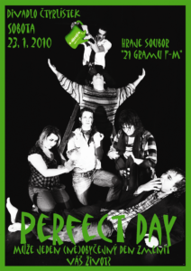 Perfect Day, autor: Nikola Čerňanská