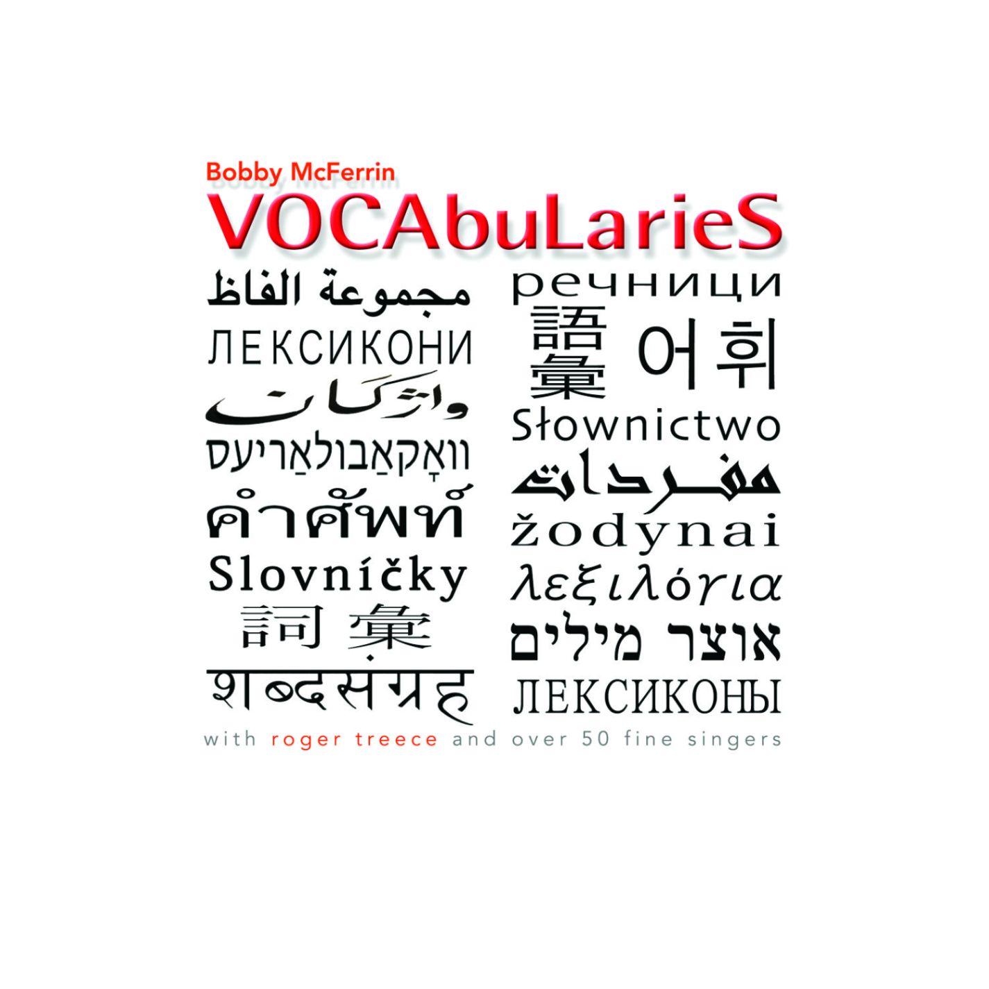 VOCAbuLaries, zdroj: Universal Music