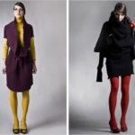 Vítězka Top Styl Designer představila svetr jako model