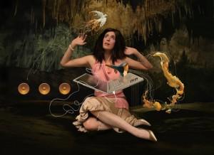 Imogen Heap, autor: Ryan Obermeyer