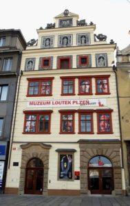 Budova muzea, zdroj: Markéta Formanová