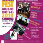 Febiofest Music festival 2010 je více než hudební klub