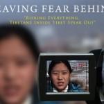 Dhodup Wangchen: Nechme strach za námi