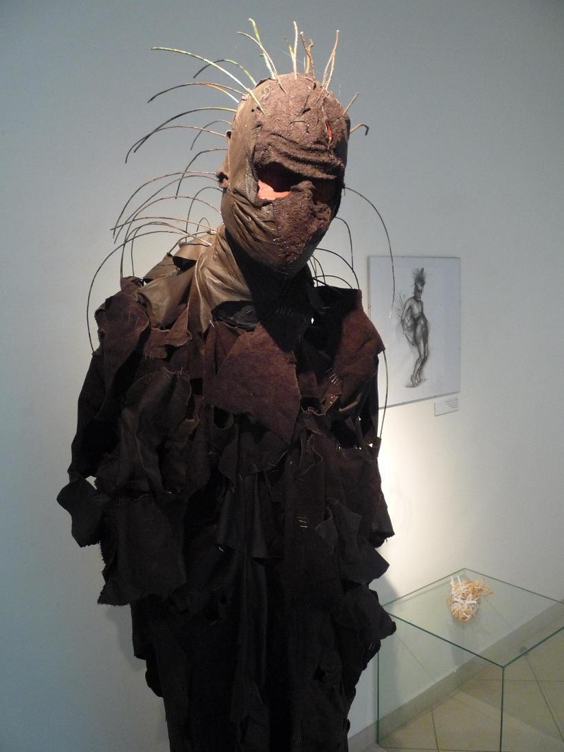 Výstava kostýmu scénografie