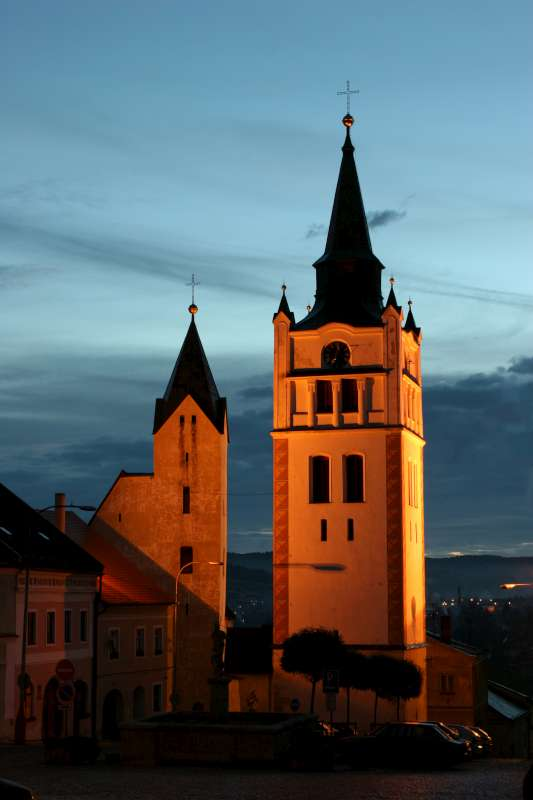 noc kostelu