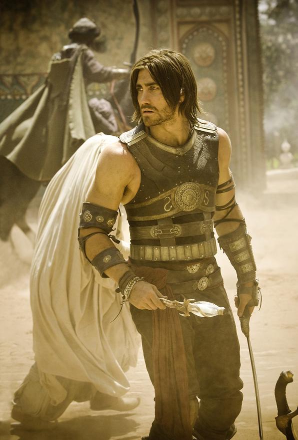 Prince of Persia, zdroj: Falcon