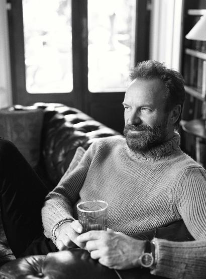 Sting, autor: Tony Molina