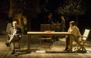 Divadelní hra Odcházení, zdroj: www.archatheatre.cz