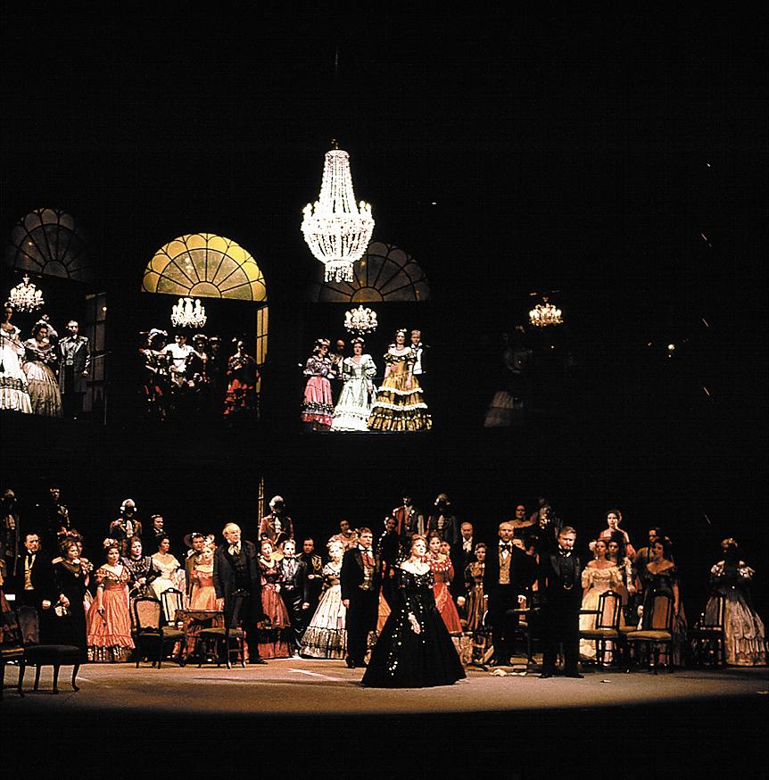 La traviata - O. Pernica